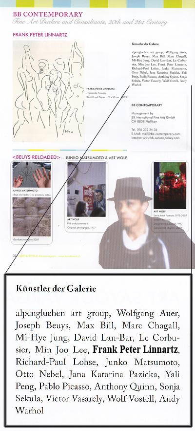 Messekatalog der ART & STYLE  St.Gallen / April 2008