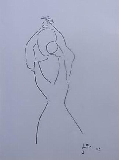 Flamenco Tänzerin 3 (Serie 2013)