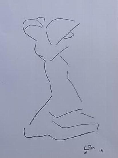 Flamenco Tänzerin 8 (Serie 2013)