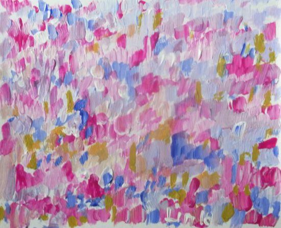 Traum 3 / Lavendel